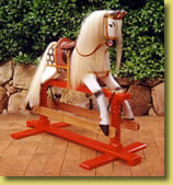 Rocking Horse Kit - Les Esquillant