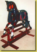 rocking horse kit - tom anderson